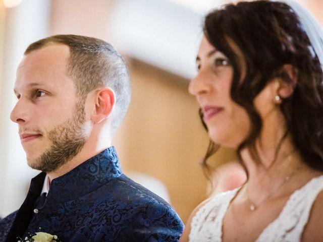 Il matrimonio di Marco e Sarah a Massanzago, Padova 40