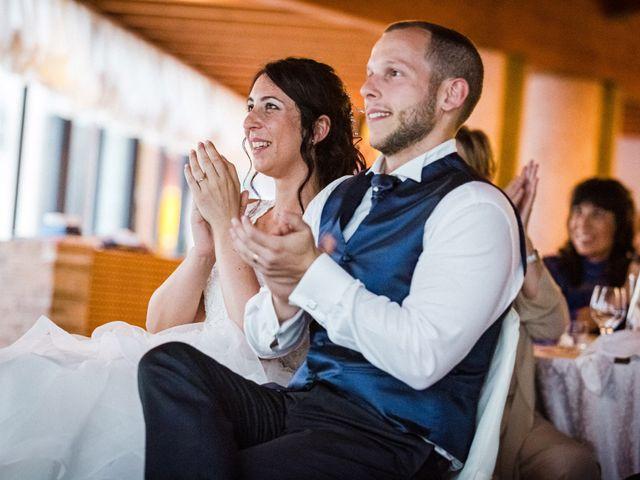 Il matrimonio di Marco e Sarah a Massanzago, Padova 48