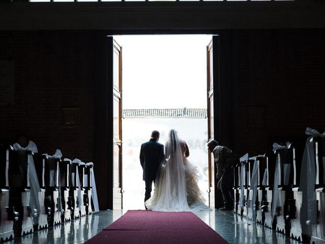 Il matrimonio di Marco e Sarah a Massanzago, Padova 55