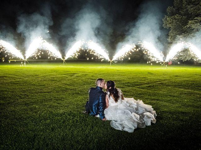 Il matrimonio di Marco e Sarah a Massanzago, Padova 56