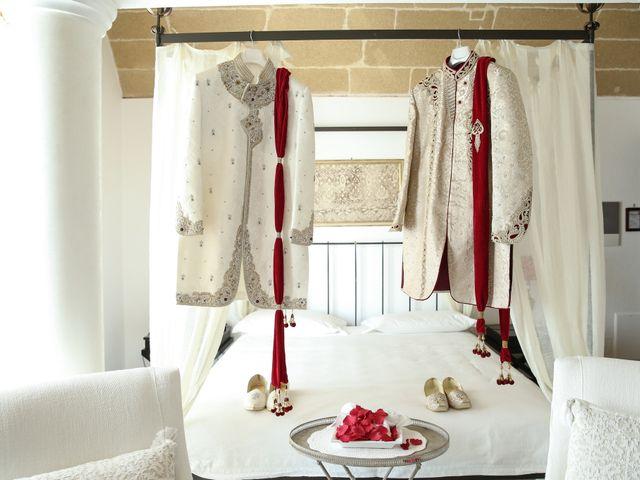 Il matrimonio di Manish e Angelo a Gallipoli, Lecce 6
