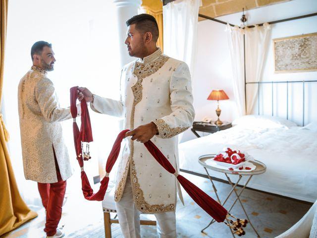 Il matrimonio di Manish e Angelo a Gallipoli, Lecce 10