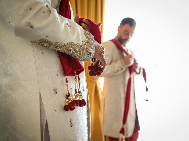 Il matrimonio di Manish e Angelo a Gallipoli, Lecce 11