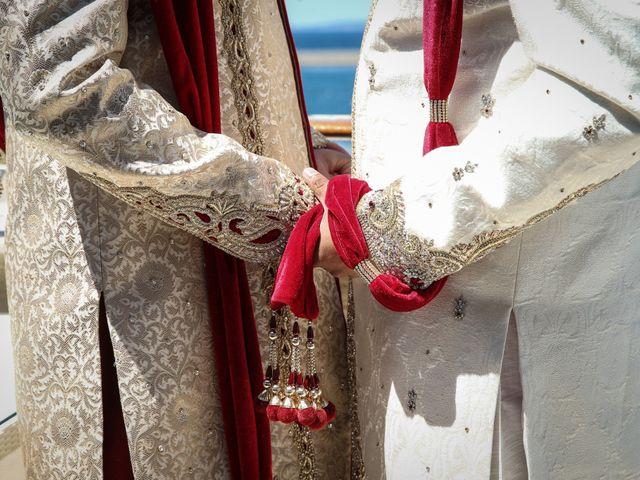 Il matrimonio di Manish e Angelo a Gallipoli, Lecce 13