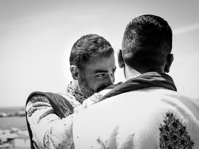 Il matrimonio di Manish e Angelo a Gallipoli, Lecce 16
