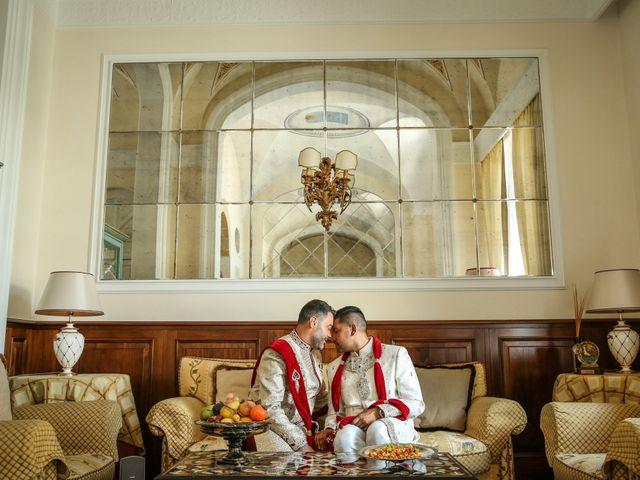 Il matrimonio di Manish e Angelo a Gallipoli, Lecce 19