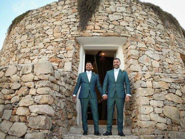 Il matrimonio di Manish e Angelo a Gallipoli, Lecce 40