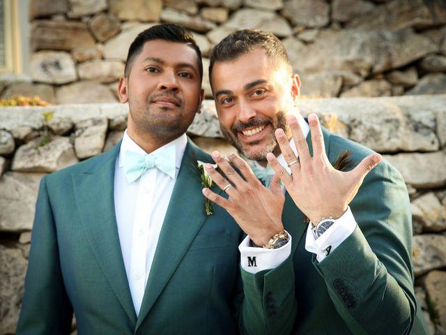 Il matrimonio di Manish e Angelo a Gallipoli, Lecce 41