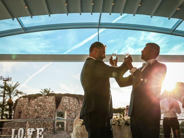 Il matrimonio di Manish e Angelo a Gallipoli, Lecce 42