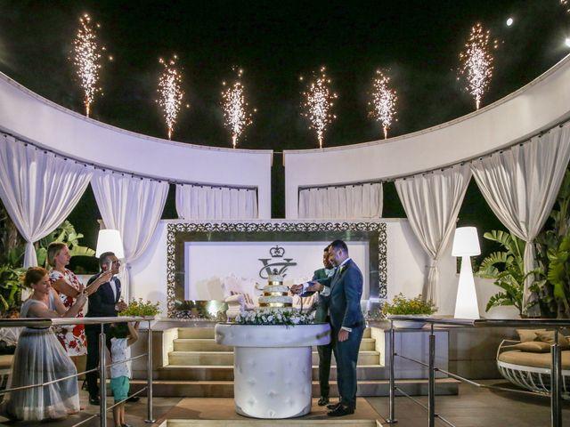 Il matrimonio di Manish e Angelo a Gallipoli, Lecce 49