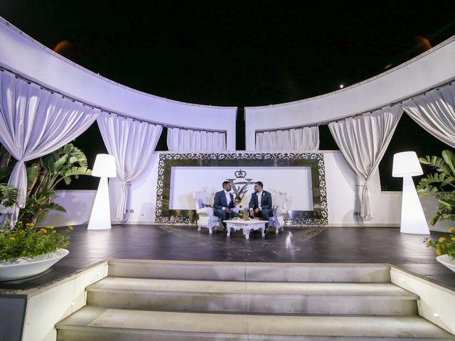 Il matrimonio di Manish e Angelo a Gallipoli, Lecce 50
