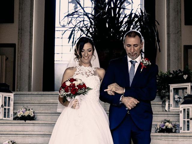 Il matrimonio di Salvatore e Ilaria a Rovato, Brescia 26