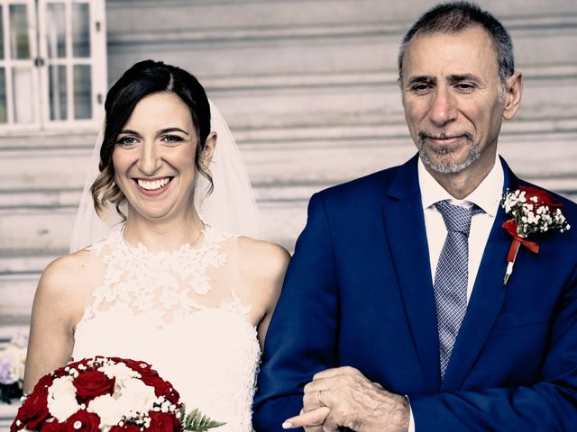 Il matrimonio di Salvatore e Ilaria a Rovato, Brescia 27