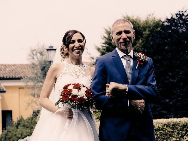 Il matrimonio di Salvatore e Ilaria a Rovato, Brescia 30