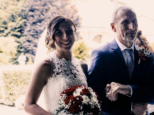 Il matrimonio di Salvatore e Ilaria a Rovato, Brescia 31