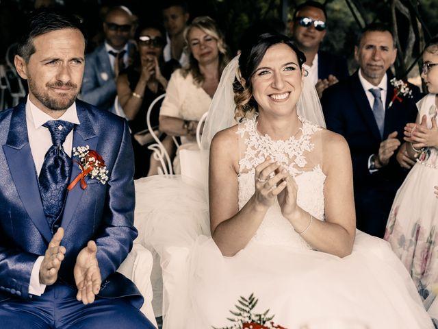 Il matrimonio di Salvatore e Ilaria a Rovato, Brescia 45
