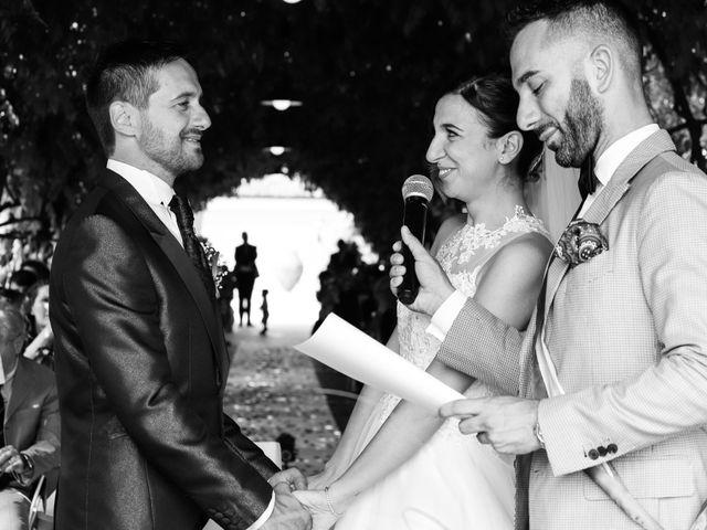 Il matrimonio di Salvatore e Ilaria a Rovato, Brescia 62