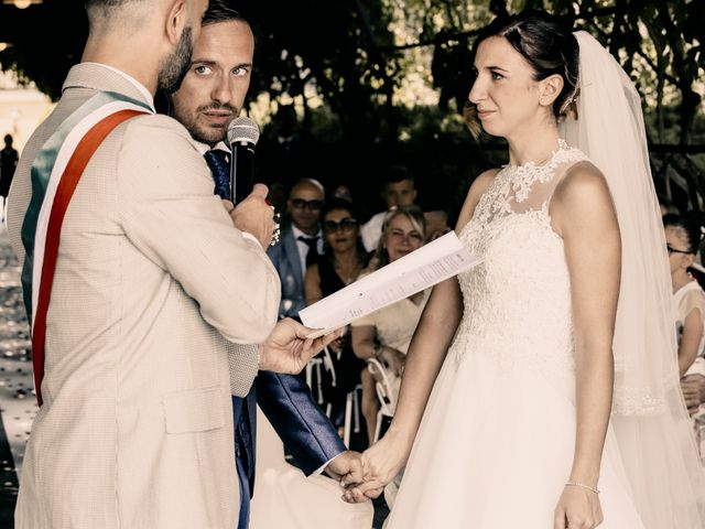 Il matrimonio di Salvatore e Ilaria a Rovato, Brescia 68