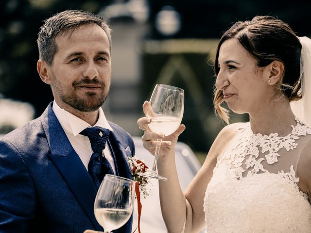 Il matrimonio di Salvatore e Ilaria a Rovato, Brescia 99