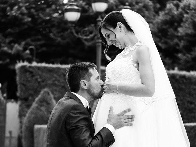 Il matrimonio di Salvatore e Ilaria a Rovato, Brescia 111