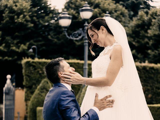 Il matrimonio di Salvatore e Ilaria a Rovato, Brescia 112