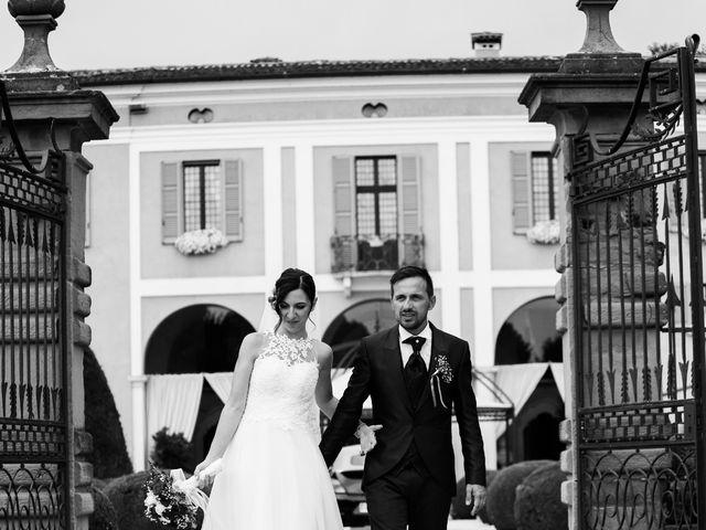 Il matrimonio di Salvatore e Ilaria a Rovato, Brescia 113