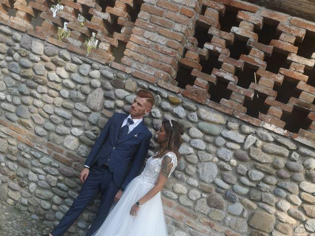 Il matrimonio di Luca  e Elisa a Castrezzato, Brescia 3