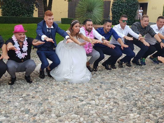 Il matrimonio di Luca  e Elisa a Castrezzato, Brescia 4