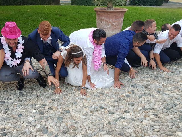 Il matrimonio di Luca  e Elisa a Castrezzato, Brescia 5
