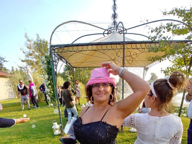 Il matrimonio di Luca  e Elisa a Castrezzato, Brescia 7