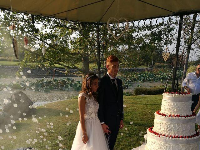 Il matrimonio di Luca  e Elisa a Castrezzato, Brescia 10