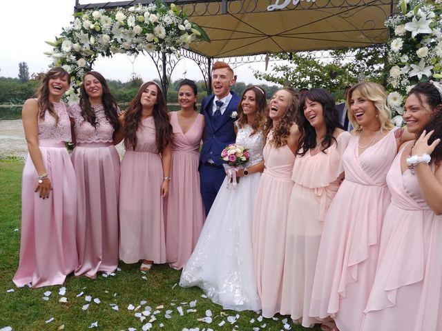 Il matrimonio di Luca  e Elisa a Castrezzato, Brescia 14