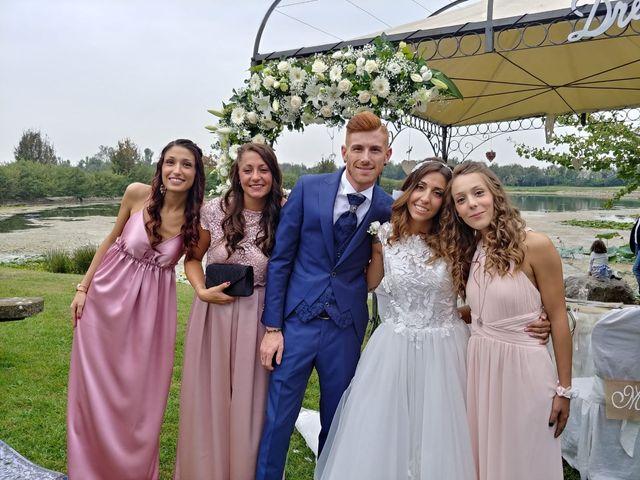 Il matrimonio di Luca  e Elisa a Castrezzato, Brescia 15