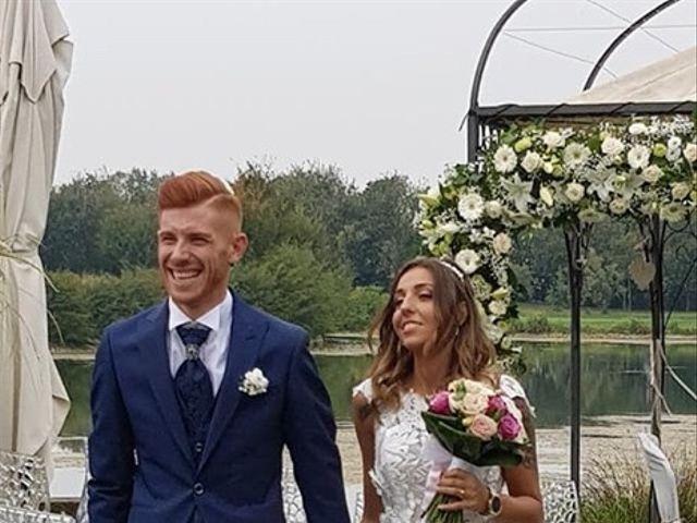 Il matrimonio di Luca  e Elisa a Castrezzato, Brescia 16