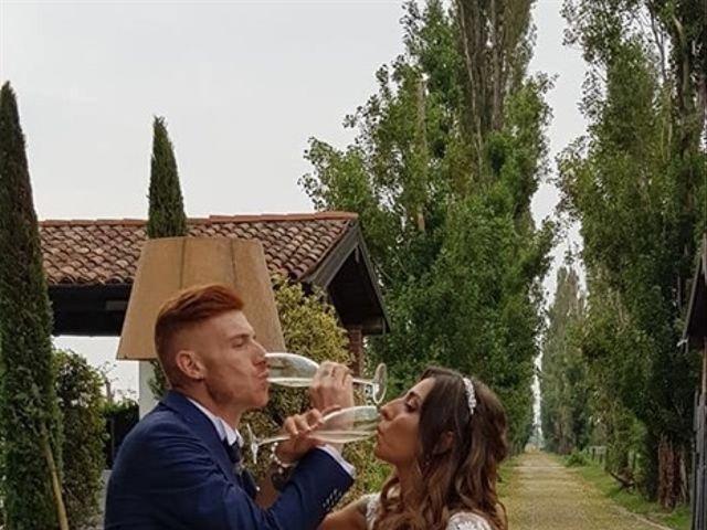 Il matrimonio di Luca  e Elisa a Castrezzato, Brescia 18