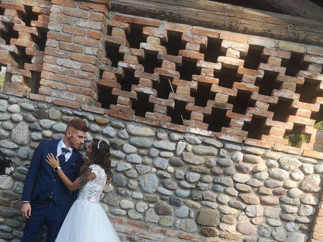 Il matrimonio di Luca  e Elisa a Castrezzato, Brescia 26