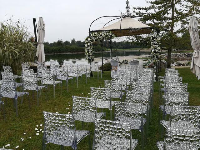 Il matrimonio di Luca  e Elisa a Castrezzato, Brescia 30