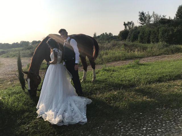 Il matrimonio di Luca  e Elisa a Castrezzato, Brescia 39
