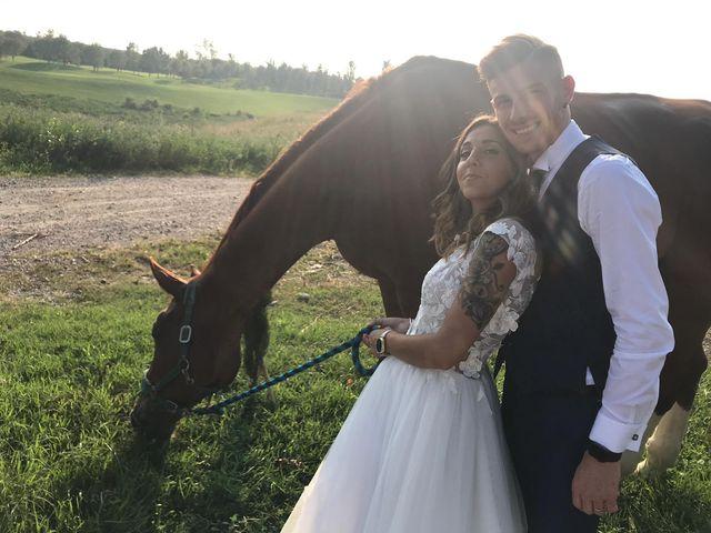 Il matrimonio di Luca  e Elisa a Castrezzato, Brescia 41