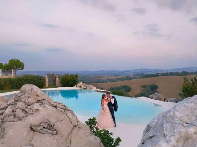 Il matrimonio di Klesti e Marianna a Fossombrone, Pesaro - Urbino 1