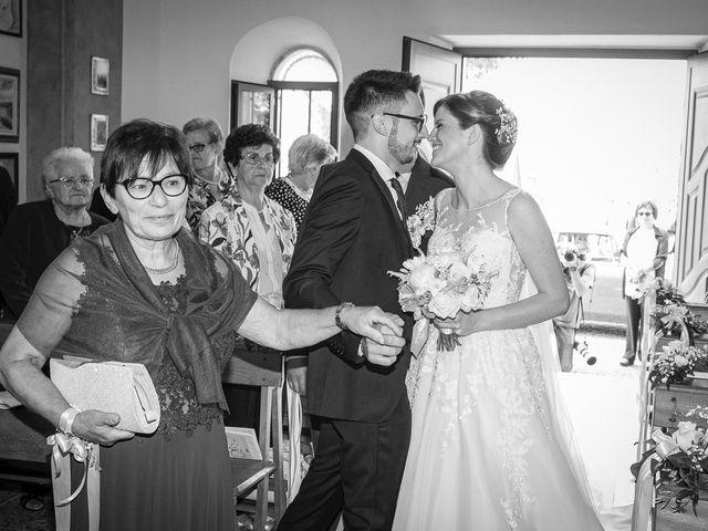 Il matrimonio di Gabriele e Debora a Benevello, Cuneo 17
