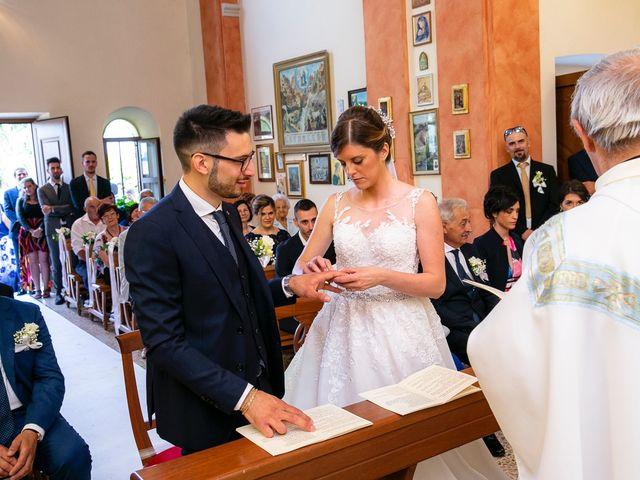 Il matrimonio di Gabriele e Debora a Benevello, Cuneo 18