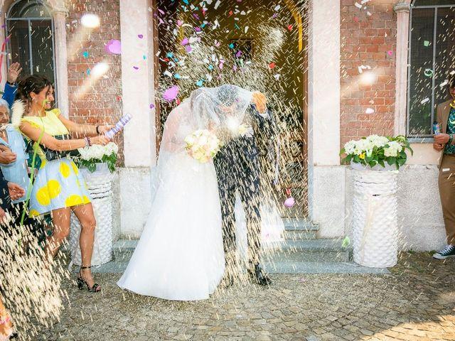 Il matrimonio di Gabriele e Debora a Benevello, Cuneo 20