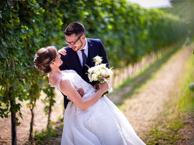 Le nozze di Debora e Gabriele