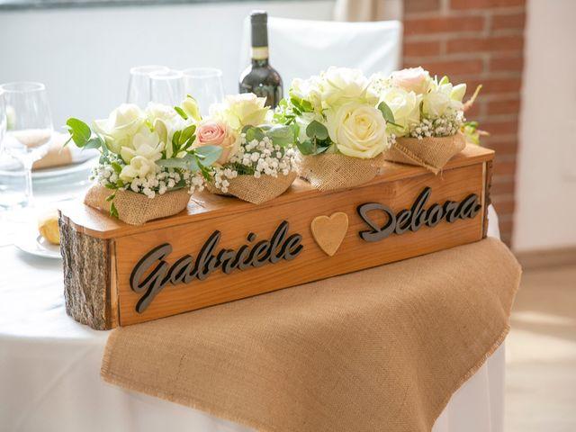 Il matrimonio di Gabriele e Debora a Benevello, Cuneo 28