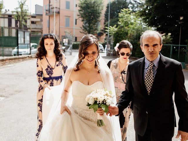 Il matrimonio di Yannick e Giulia a Bologna, Bologna 13