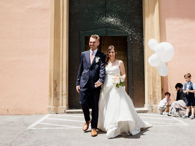 Il matrimonio di Yannick e Giulia a Bologna, Bologna 21