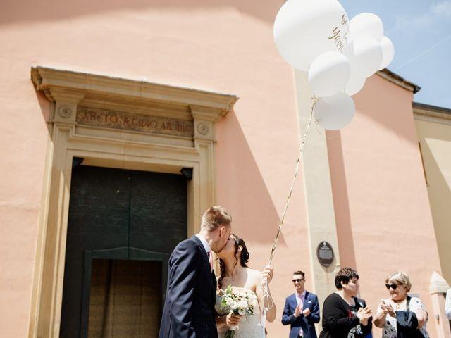 Il matrimonio di Yannick e Giulia a Bologna, Bologna 24