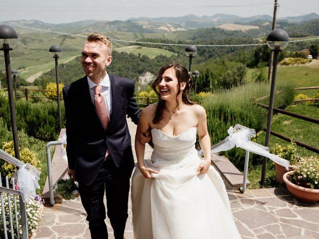 Le nozze di Giulia e Yannick