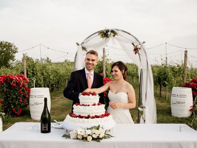 Il matrimonio di Yannick e Giulia a Bologna, Bologna 43